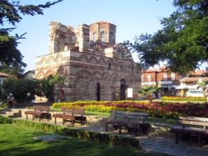 Nessebar Pantocrator Church