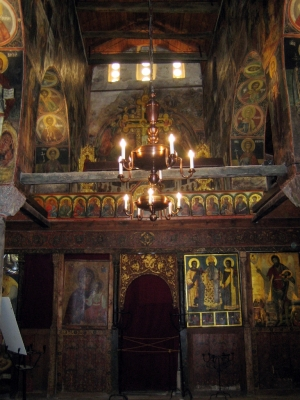 Nessebar-St Stefan interior