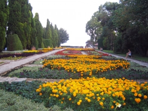 Balchik - Botanical garden & summer residence