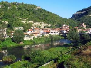 Veliko Tarnovo & Tsarevec Hill