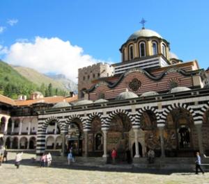 София, Рильский монастырь